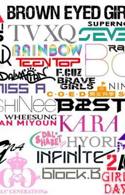 So sánh các nhóm nhạc kpop
