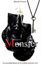 Monster © by Micavicencio