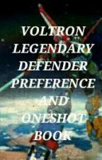 VOLTRON: Legendary Defender Preferences/One Shots by SmegolsFree6246