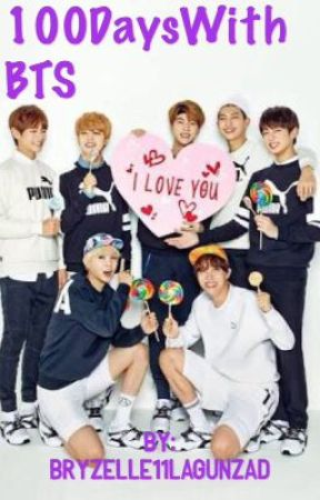 100 Days With BTS by bryzelle11lagunzad