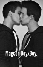Magcon BoyxBoy. (One Shoots.) by camornah