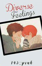 Diverse Feelings by 143_pink