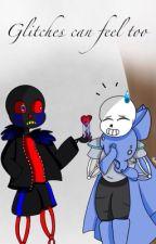 Glitches Can Feel Too {Errorberry} by PhantomNekoChan