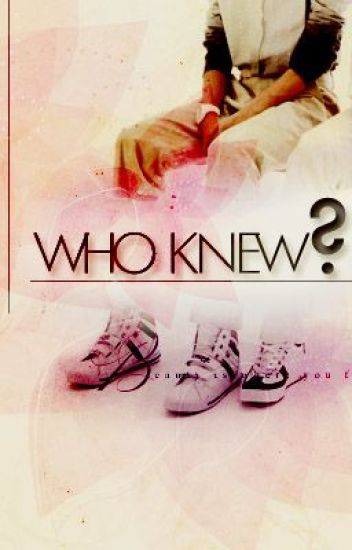 Who Knew? + Sequel: No More Perfume On You [ChunJoe Romance]