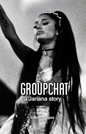 Groupchat - Jariana  by Buteraspurpose