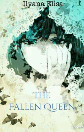 The Fallen Queen  by heiwanaaze