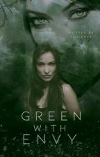 green with envy | xmen by -daisyduke