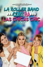 La Roller Band Contra Las Chicas Chic by JaraFtRatner