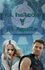 El Halcon y El Aguila #Clint y Tu#   #The Avengers# by ki03vez