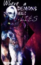 Where a Demon's Heart Lies (Ghirahim x Reader) (On Hold) by Robin0660