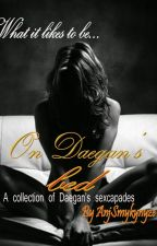 On Daegan's Bed by AnjSmykynyze