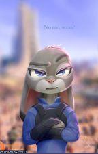 Judy uczy się kraść by Izu201