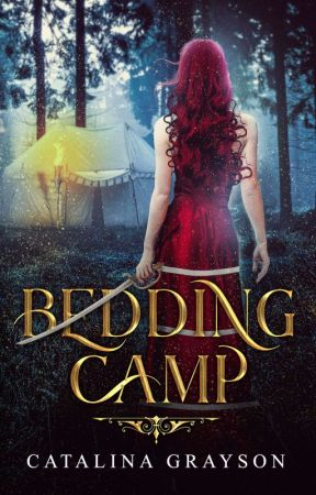 Bedding Camp by QueenOfGeeks