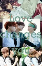 Love changes you [Taegi] by aSecretWoman