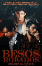 Besos Robados |Zarry| ©  by GoldenHapiness