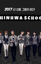 SHINHWA SCHOOL by lovel123456789