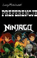 Preferencje Ninjago by LucyMialczek