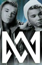 Good? No, Bad...|| Marcus and Martinus by Pichacu1