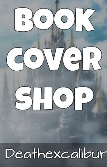 Hand-Drawn Book Cover and OC Drawing SHOP