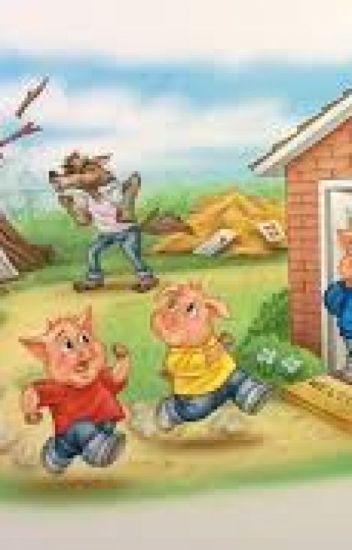 three little pigs turn bad