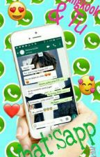 What'sApp  ( JungKook y tu ) by BrandARMY