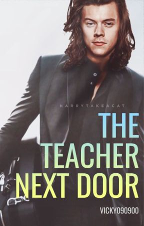 The Teacher Next Door [l.s] by vicky090900