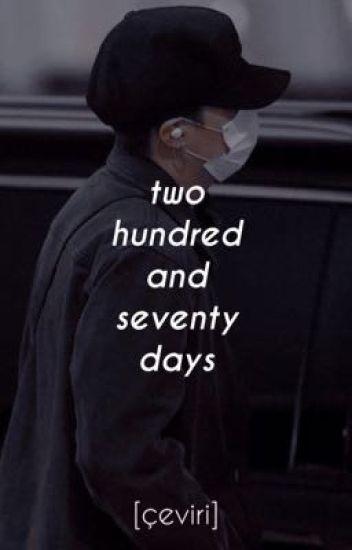 two hundred and seventy days   yoonmin (türkçe)