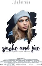 Smoke and Fire ✖ Justin Bieber by fearslucaya