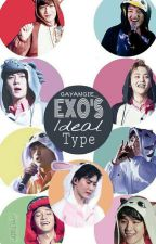 EXO'S IDEAL TYPE by hairypotterxobts