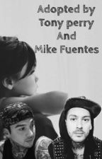 Adopted by Tony Perry and Mike Fuentes  by Teenwolfmk55