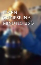 LEARN CHINESE IN 5 MINUTES :3 xD by peacefulldarkness