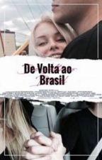 De volta ao Brasil. by JesKataiana
