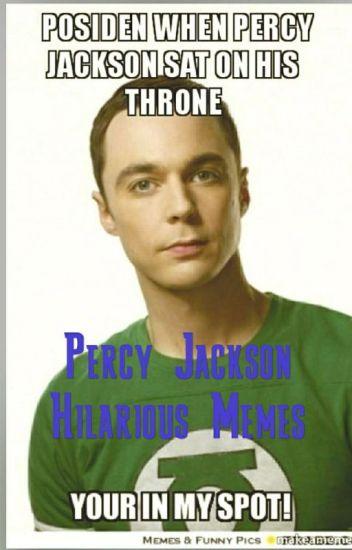 Percy Jackson Hilarious Memes