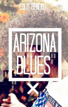 Arizona Blues by tyedyeghost