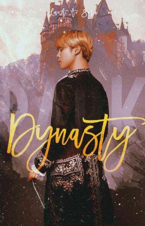 Park Dynasty •• YoonMin by LucAAoSora
