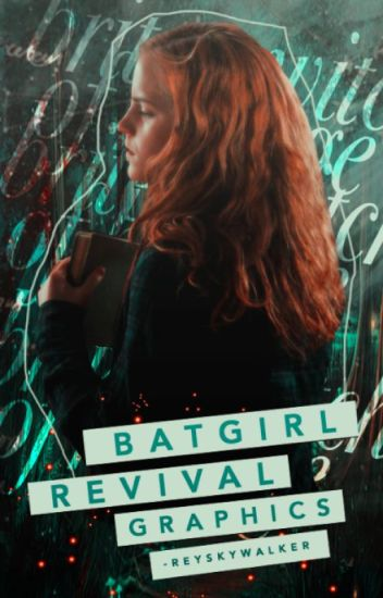 Batgirl Revival Graphics [ CLOSED ]