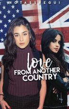 Love From Another Country (Discontinued) by hotassregui