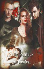 Entre leones y serpientes.(Draco Malfoy/ Harry Potter) by HRJaquez