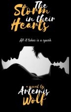 The Storm In Their Hearts - Aching Hearts Series #3 by TheWritingWolf1