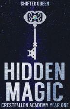 Hidden Magic by chloemar2000