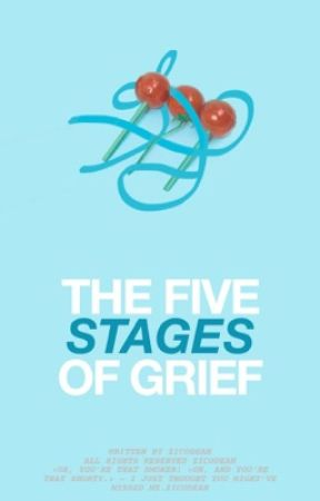 THE FIVE STAGES OF GRIEF ー MYG + PJM by MILKMYG