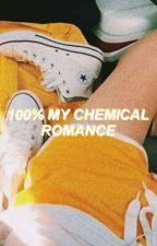 100% My Chemical Romance by FaithTheSadNacho