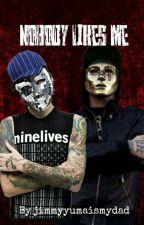 Nobody Likes Me { DannyxDeuce } by Jimmyyummers
