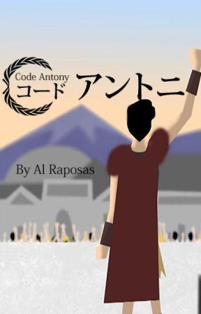 Code Antony by alraposas