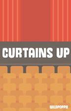 Curtains Up by wildpoppie