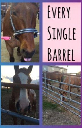 Every Single Barrel by My_WholeOtherWorld