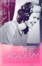 The Academy // Harry Styles AU by obeydimples