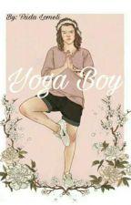 Yoga Boy by F_BlueHoranEyes