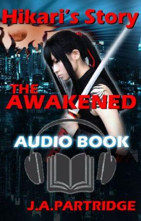 Hikari's Story ~ Audio Book by JAPartridge