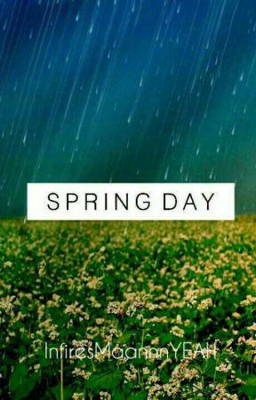 Spring Day by BaeTaeSugaisLife12